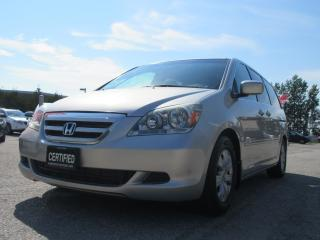 Used 2007 Honda Odyssey EX / ONE OWNER/ LOCAL VEHICLE for sale in Newmarket, ON