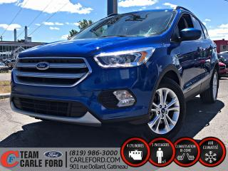 Used 2017 Ford Escape Ford Escape SE 2017, Toit panoramique for sale in Gatineau, QC