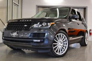 Used 2013 Land Rover Range Rover for sale in Laval, QC