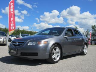 Used 2005 Acura TL 3.5 L V6 for sale in Newmarket, ON
