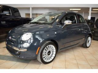 Used 2017 Fiat 500 Pop for sale in Sherbrooke, QC