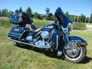 Used 2005 Harley-Davidson ULTRA CLASSIC FLHTCUI ELECTRA GLIDE for sale in Blenheim, ON