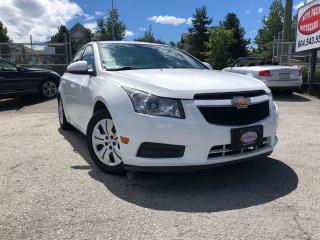 Used 2013 Chevrolet Cruze LT Turbo for sale in Surrey, BC