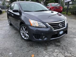 Used 2013 Nissan Sentra SR for sale in Surrey, BC