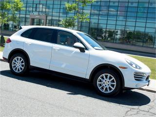 Used 2013 Porsche Cayenne NAVI|REARCAM|PANOROOF|CHRONO for sale in Scarborough, ON