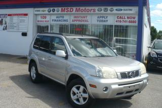Used 2006 Nissan X-Trail SE for sale in Toronto, ON