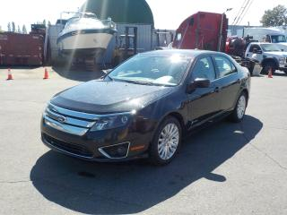 Used 2011 Ford Fusion Hybrid Sedan for sale in Burnaby, BC