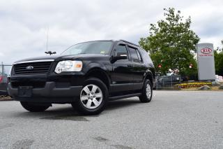 Used 2006 Ford Explorer AC/PL/PW/CRUISE/HITCH for sale in Coquitlam, BC