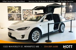 Used 2016 Tesla Model X 90D AWD Local Owner Autopilot for sale in Winnipeg, MB