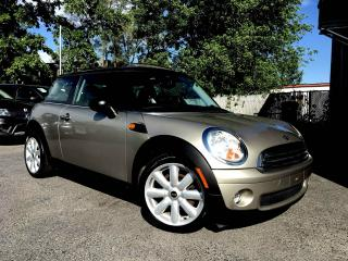 Used 2008 MINI Cooper Coupé 2 portes Classic Toit Panoramique for sale in Longueuil, QC
