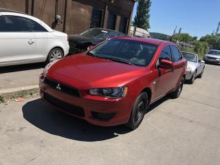 Used 2009 Mitsubishi Lancer DE for sale in Hamilton, ON