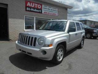 Used 2008 Jeep Patriot SPORT for sale in Saint-hubert, QC