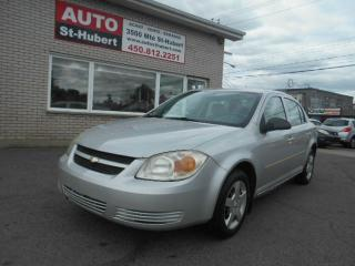 Used 2005 Chevrolet Cobalt LS for sale in Saint-hubert, QC