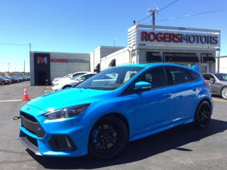 Used 2016 Ford Focus RS HATCH - 6SPD - NAVI - SUNROOF for sale in Oakville, ON