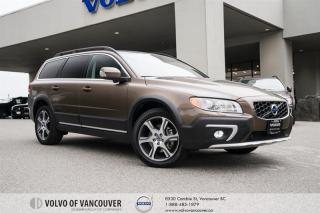 Used 2015 Volvo XC70 T6 AWD A Premier Plus BLUETOOTH - LEATHER - SUNROOF for sale in Vancouver, BC