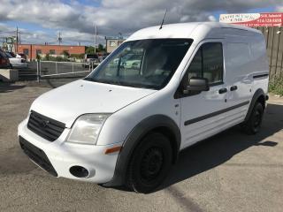 Used 2011 Ford Transit Connect XLT de 114,6po sans vitre de portière a for sale in Montreal-nord, QC