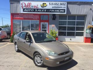 Used 2003 Ford Focus SE SPORT REMOTE START+NEW TIRES! for sale in London, ON