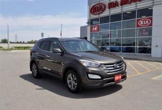 Used 2014 Hyundai Santa Fe Sport 2.4L   FWD   Low KM   + 2nd set of Tires/Rims for sale in Stratford, ON