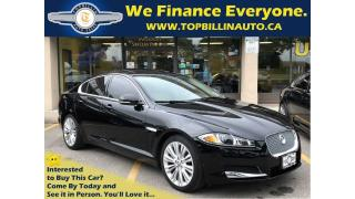 Used 2013 Jaguar XF 3.0L AWD, Navigation, 2 Years Warranty for sale in Vaughan, ON