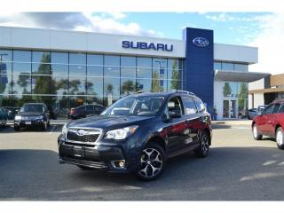 Used 2016 Subaru Forester 2.0XT Limited Package w/Technology Pkg Option for sale in Port Coquitlam, BC