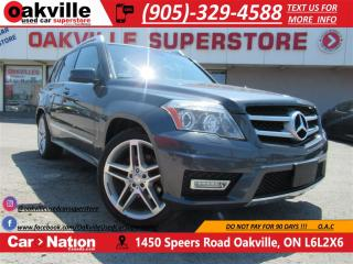 Used 2011 Mercedes-Benz GLK-Class GLK350 4MATIC | PANO ROOF | NAVI for sale in Oakville, ON