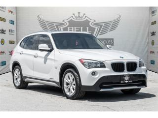 Used 2012 BMW X1 xDrive28i PANORAMIC SUNROOF LEATHER INTERIOR ALL W for sale in North York, ON