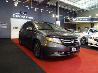 Used 2014 Honda Odyssey TOURING / NAVIGATION / REAR ENTERTAINMENT for sale in North York, ON