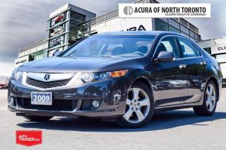 Used 2009 Acura TSX Premium 5 SPD at Leather Interior| Heated Seat| for sale in Thornhill, ON