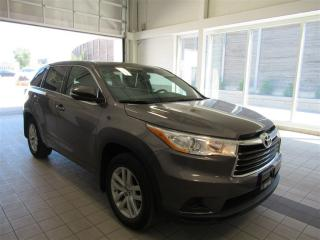 Used 2016 Toyota Highlander LE NO ACCIDENTS! LEASE RETURN for sale in Toronto, ON