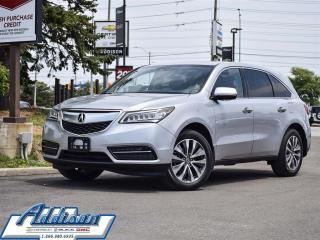 Used 2015 Acura MDX at Tech & Navi PKG NO Accidents Loaded for sale in Mississauga, ON