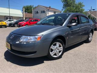 Used 2007 Saturn Ion 2 Midlevel Automatic NICE TRADE LOW KMS!! for sale in St Catharines, ON