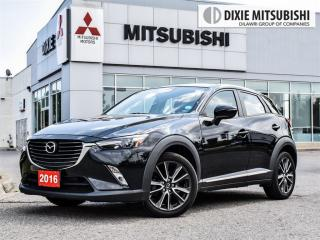 Used 2016 Mazda CX-3 GT | NAVI| CLEAN HISTORY| HEADS UP DISPLAY for sale in Mississauga, ON