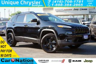 Used 2018 Jeep Cherokee LIMITED| HIGH ALTITUDE| 4X4| FULLY LOADED! for sale in Burlington, ON