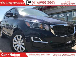 Used 2019 Kia Sedona L | $185 BI-WEEKLY | APPLE/ANDROID | for sale in Georgetown, ON