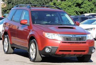 Used 2010 Subaru Forester XT Limited for sale in Etobicoke, ON
