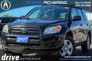 Used 2007 Toyota RAV4 Base AS IS|Power Windows|Roof Rack for sale in Pickering, ON