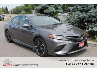 Used 2018 Toyota Camry for sale in Brampton, ON