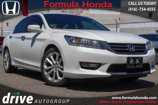 Used 2013 Honda Accord Touring TOURING | TOP OF LINE | NAVIGATION for sale in Scarborough, ON
