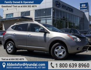 Used 2010 Nissan Rogue S AWD for sale in Abbotsford, BC
