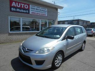 Used 2009 Mazda MAZDA5 Familiale 4 portes, boîte automatique, G for sale in Saint-hubert, QC