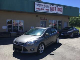 Used 2014 Ford Focus Titanium for sale in Bolton, ON