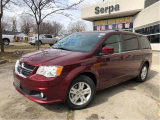 Used 2017 Dodge Grand Caravan Crew for sale in Scarborough, ON