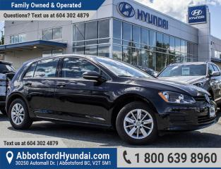 Used 2015 Volkswagen Golf 1.8 TSI Trendline BC OWNED & ACCIDENT FREE for sale in Abbotsford, BC