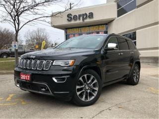 Used 2017 Jeep Grand Cherokee Overland for sale in Scarborough, ON