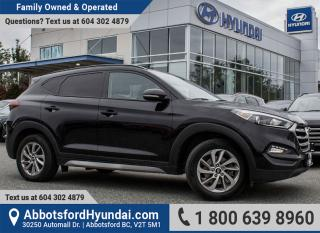 Used 2017 Hyundai Tucson SE BC OWNED for sale in Abbotsford, BC