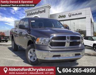 New 2018 RAM 1500 ST for sale in Abbotsford, BC