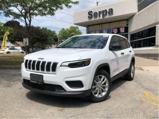 Used 2019 Jeep Cherokee Sport for sale in Toronto, ON