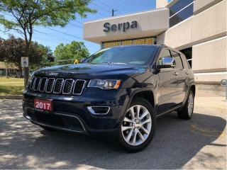 Used 2017 Jeep Grand Cherokee Limited for sale in Scarborough, ON
