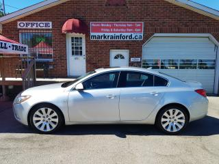 Used 2011 Buick Regal CXL-T w/1SN for sale in Bowmanville, ON