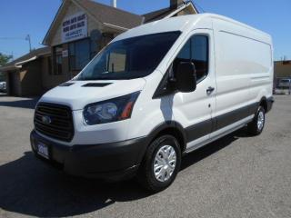 Used 2015 Ford TRANSIT-250 CARGO 3.2L Diesel Mid Height 148